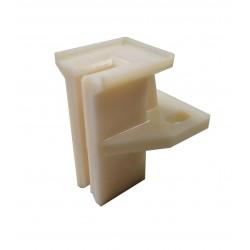 Coulisseaux contrepoids sans graisseur Arnitel (Wulkollan)