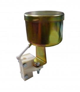 Deslizadera de contrapeso Arnitel (Wulkollan) para cable con engrasador