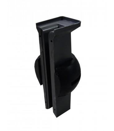 Garniture Nylon avec rotule pour les Coulisseaux 9129BNGP, 9129BNGW