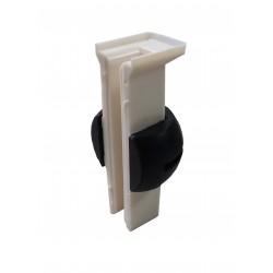 Garniture Arnitel (Wulkollan) avec rotule pour les Coulisseaux 9129BNGP, 9129BNGW