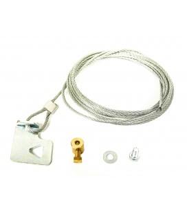 Câble ouverture depuis  fosse pour les serrures eléctriques gauches