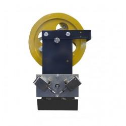 Limiteurs de vitesse avec redémarrage du contact électrique à distance et base courte 600