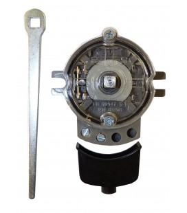 Commutateur avec 1 contact - 1 levier métallique
